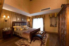 新古典怀旧感卧室装修图欣赏