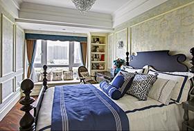 时尚优雅欧式风格卧室