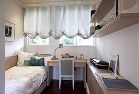现代简洁小户型卧室设计