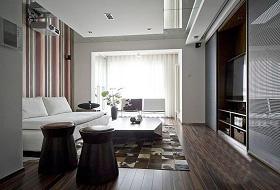 现代浪漫风格客厅
