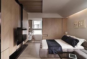素雅卧室设计案例