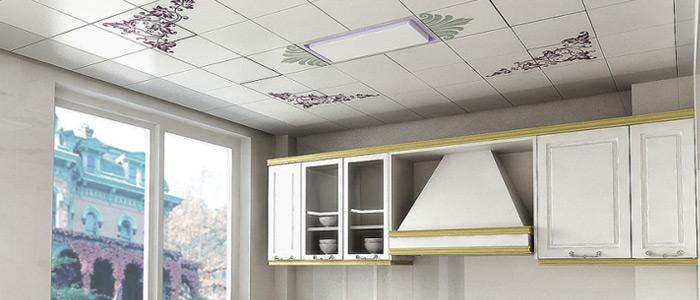 打造视觉厨房,厨房吊顶搭配全攻略
