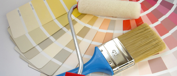 墙面装修刷乳胶漆还是贴壁纸?