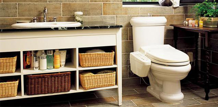 优化卫浴环境,四点巧选座便器
