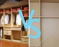 整体衣柜与木工打衣柜大PK