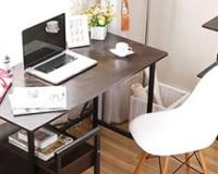 这样的书桌书柜组合你喜欢吗