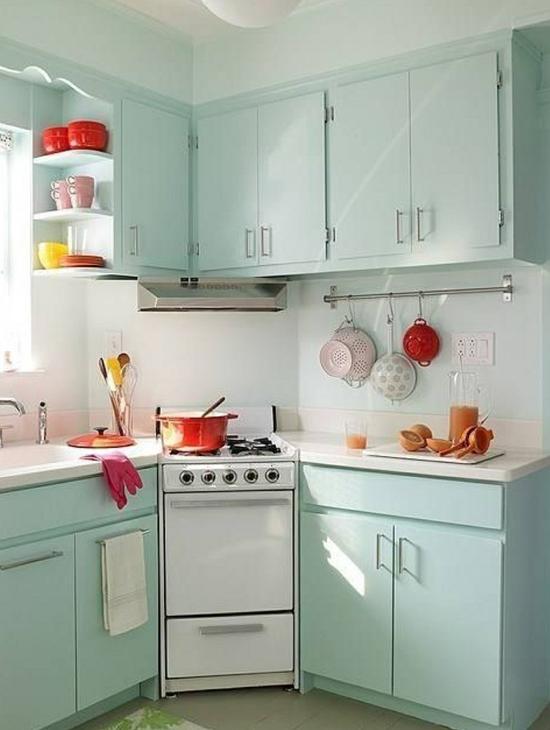 看看别人家的厨柜,这才叫生活!