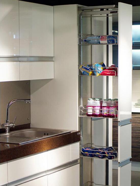 这些满足你对厨房收纳的遐想了吗?
