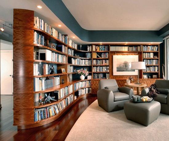 没有好的书架,怎能好好的看书?
