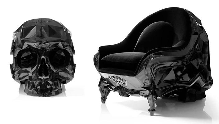 带你看逼格爆表的椅子