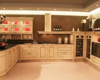 [厨柜样式]选择合适的厨柜才是最好的