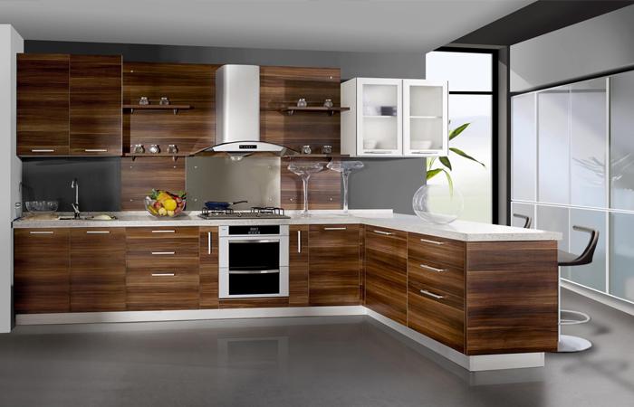 对厨柜类型您知道多少?