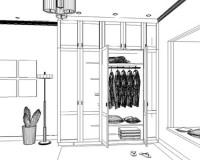 专家解析衣柜各种材料的利弊