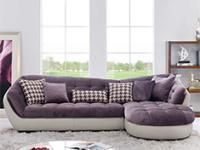 客厅沙发挑选有五看,实用妙招助你挑到好沙发