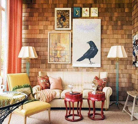 小户型客厅装修案例