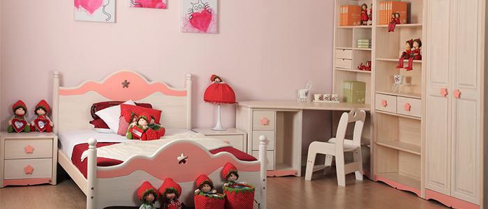 父母必看:儿童房的色彩搭配