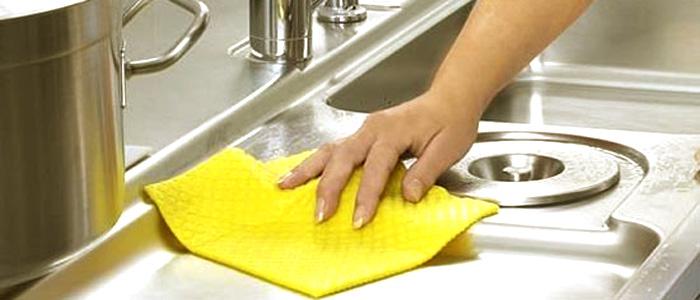 几个妙招帮你轻松搞定厨房清洁