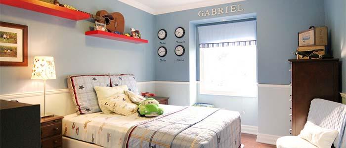 儿童房间城堡装修图片