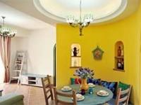 家居装修颜色搭配技巧