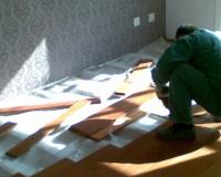 泥工和木工可以同时进行吗?