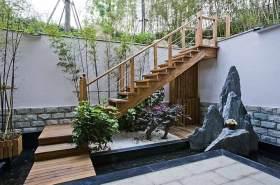 人文气息浓厚的中式花园设计
