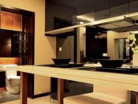 现代日式一居室装修效果图