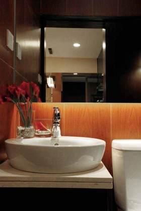 简约风现代感卫生间设计