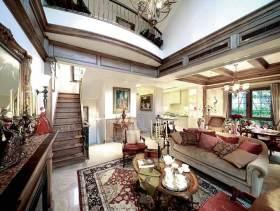 美式复式家装设计全集