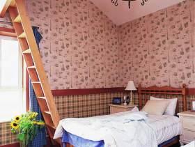 善用空间的东南亚卧室装修效果图
