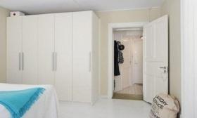 简欧风格卧室衣柜设计
