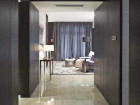 现代设计感复式家装效果图