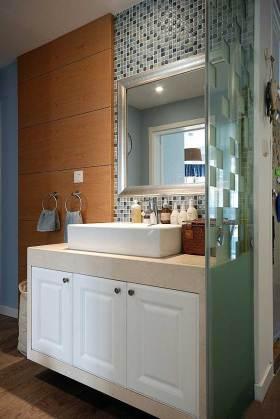 实用耐看宜家风格卫生间设计效果图