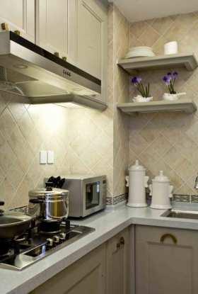 地中海厨房装修效果图