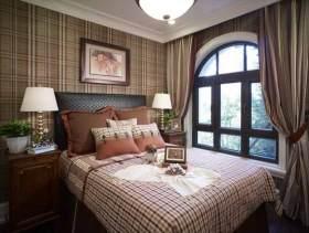美式卧室装修设计效果图