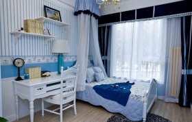 2015地中海风格儿童房装修效果图