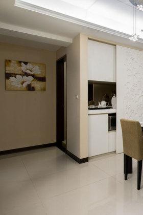 新古典素雅风格收纳柜精致设计图片