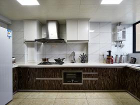 中式四居室厨房设计规划图片