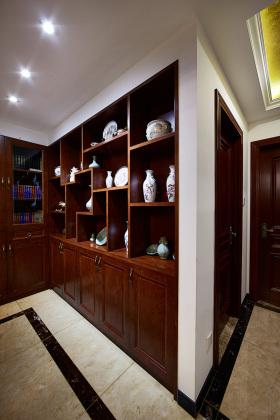 中式大气古典收纳柜设计欣赏
