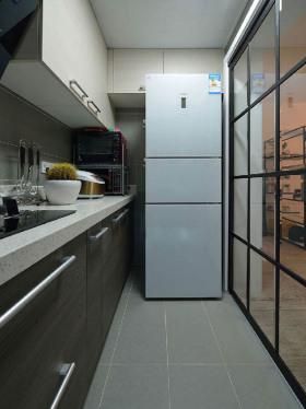 时尚现代简约风格厨房设计
