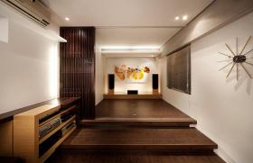 2016中式典雅设计休闲室布置欣赏