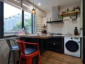 2016现代创意时尚厨房装修案例