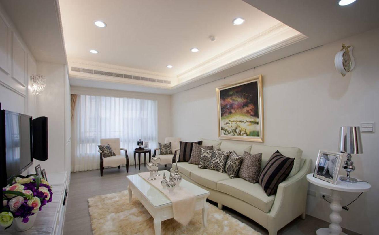 2016精致新古典客厅装修设计