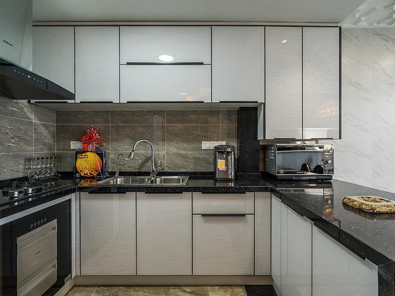 2016现代简洁厨房设计装潢