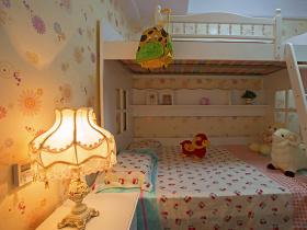简欧温馨儿童房设计