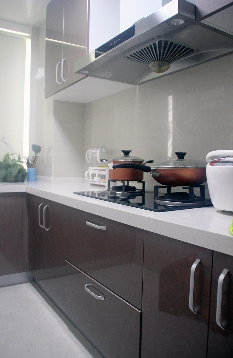 2016现代简洁厨房装修设计图