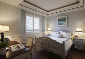 美式小可爱卧室美图
