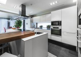 现代多功能厨房设计