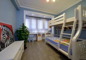 现代双层儿童房欣赏