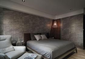 现代大理石卧室背景墙欣赏