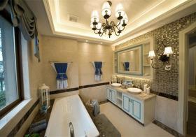 东南亚奢华卫生间欣赏